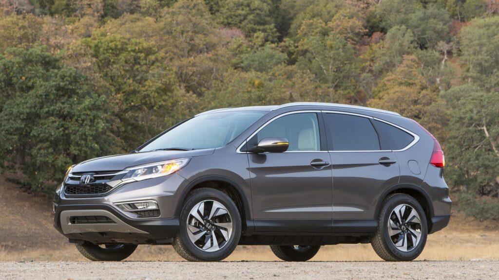 Honda CR-V и ее покупка из США