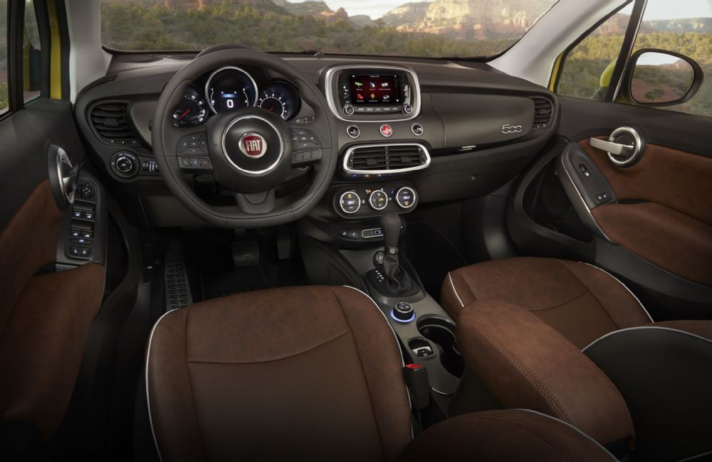 Особенности Fiat 500X и покупка из США