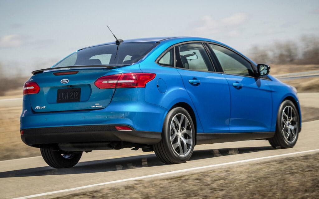 Особенности Ford Focus и его покупка из США