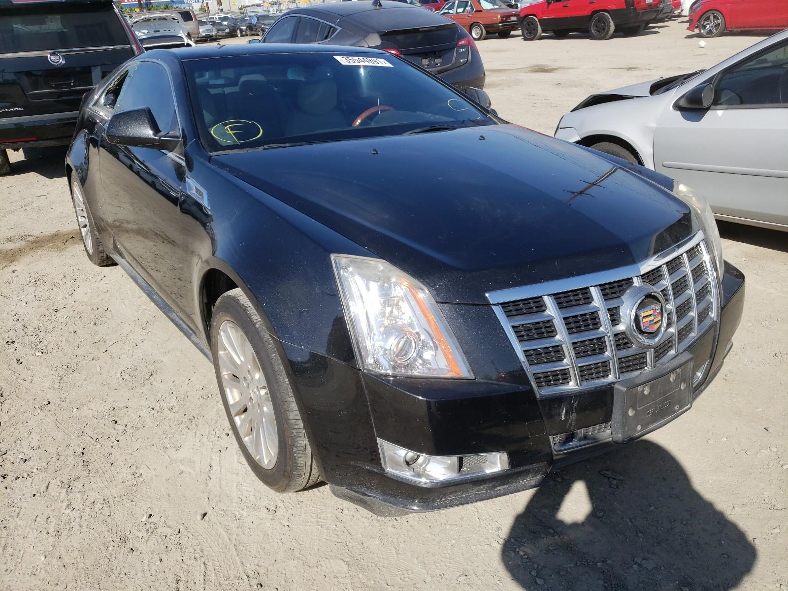 Cadillac CTS Premium 2013