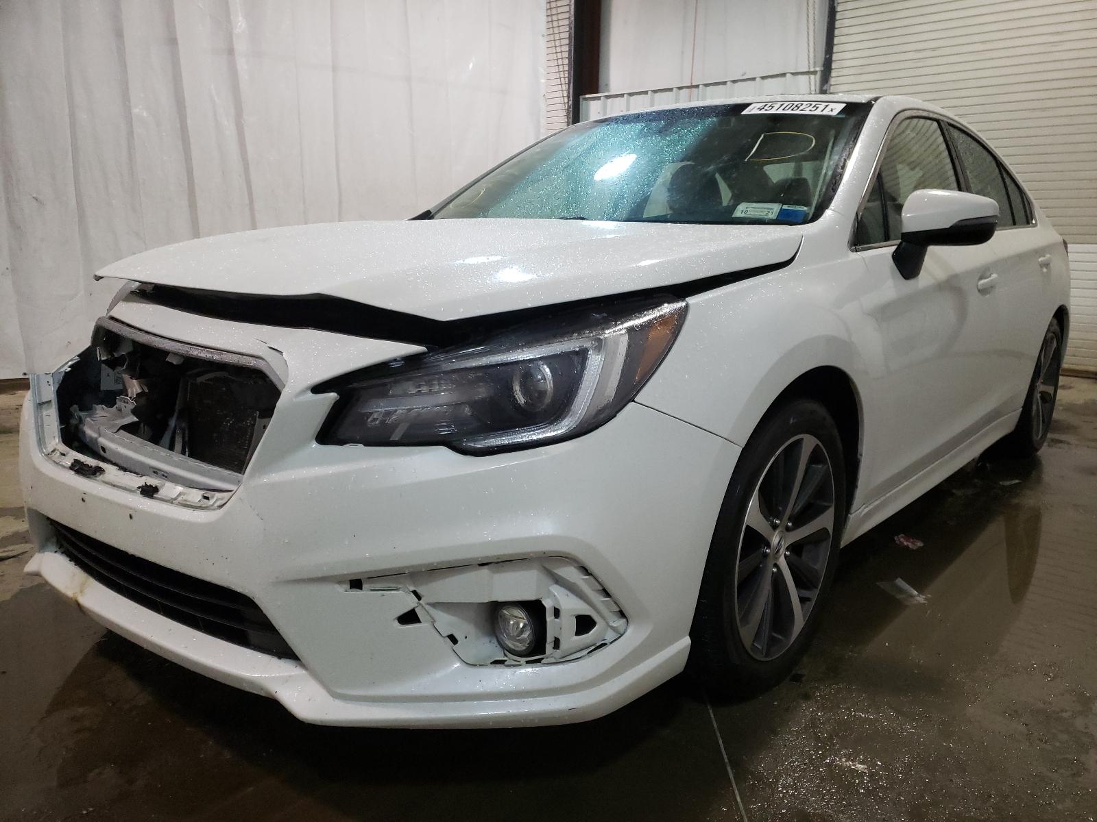 Subaru Legacy 2.5 2018 VIN 4S3BNAN6XJ3008930
