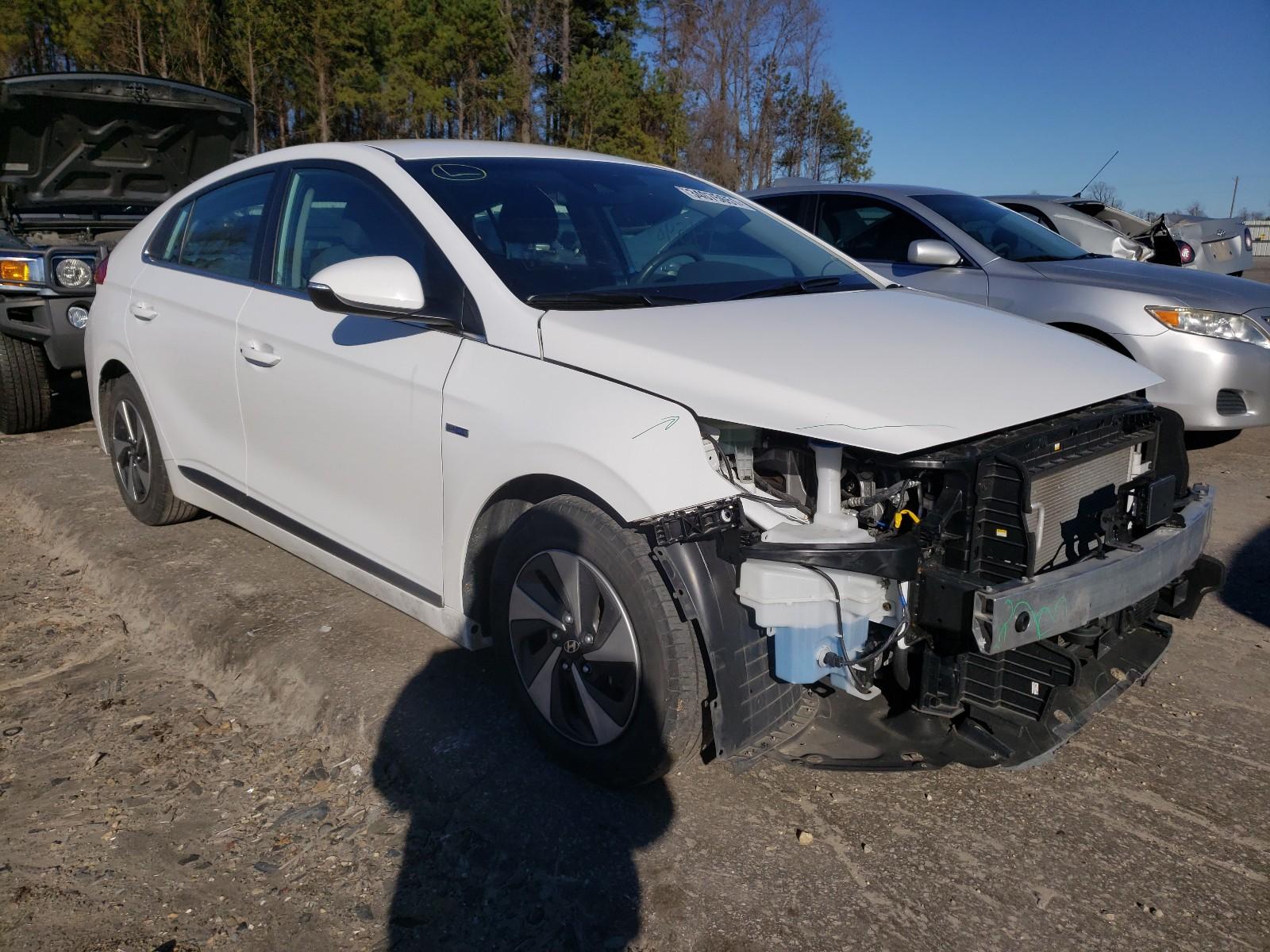 Hyundai Ioniq SEL 2019