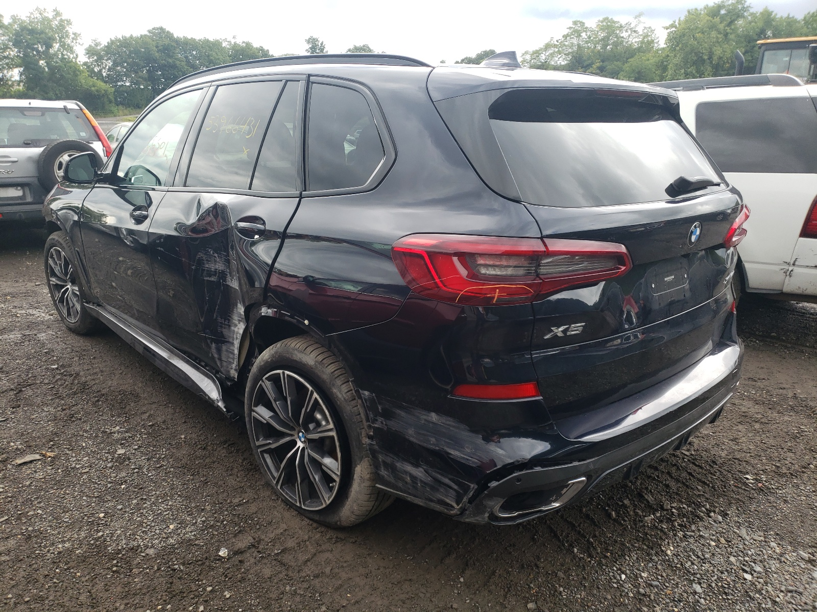 BMW X5 XDRIVE4 2020 VIN 5UXCR6C05LLL82867