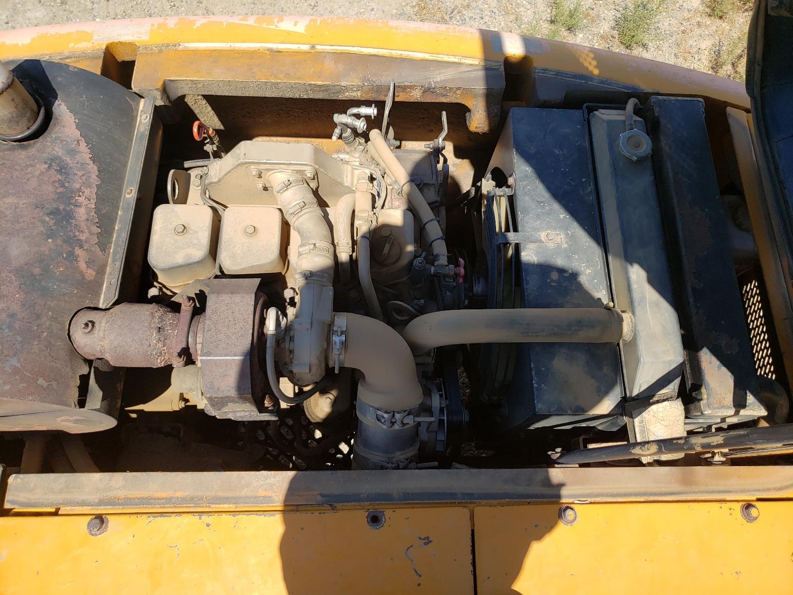 Hyundai Excavator 1999 VIN E603C010810