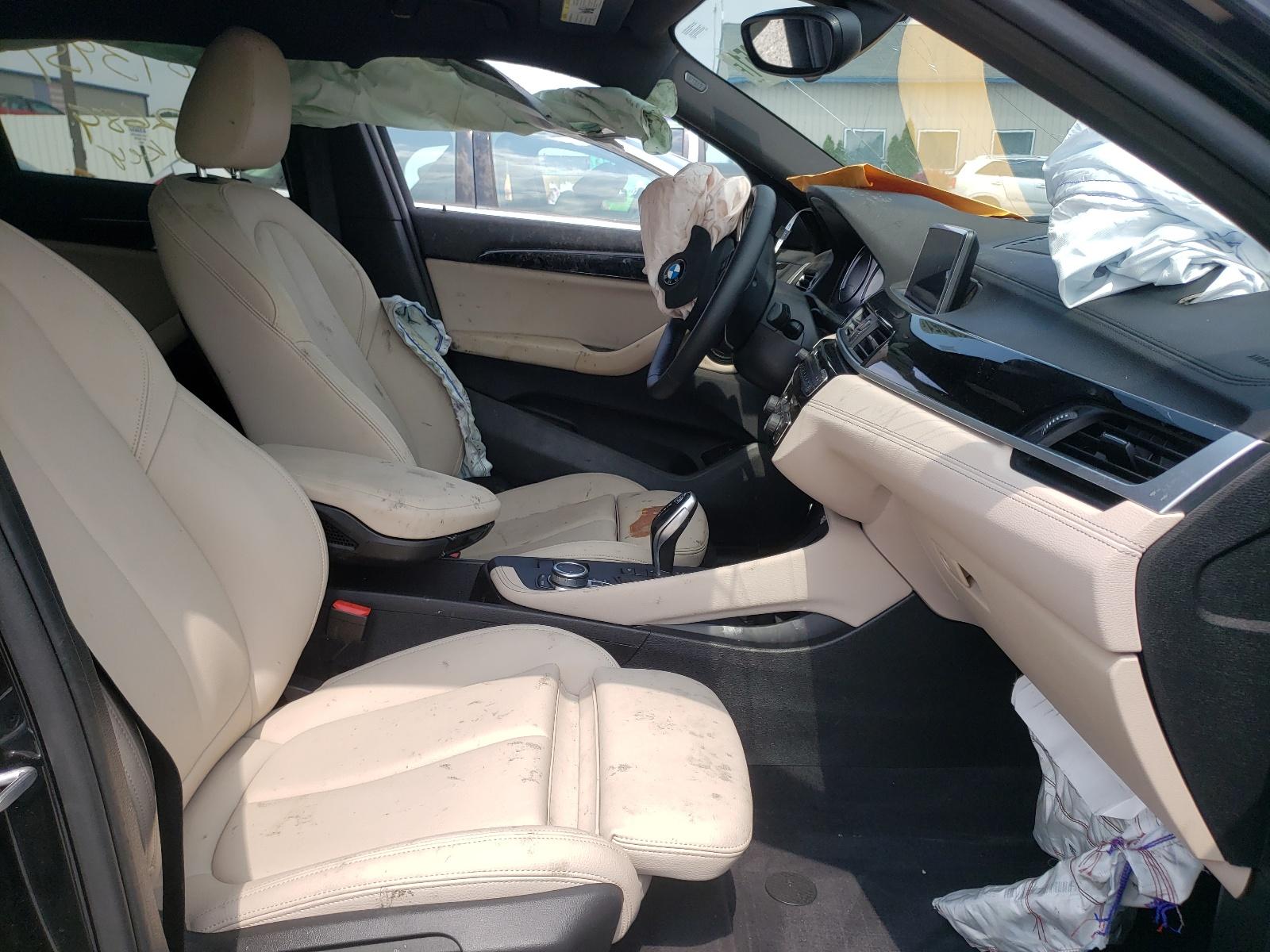 BMW X2 XDRIVE2 2020 VIN WBXYJ1C07L5R58502