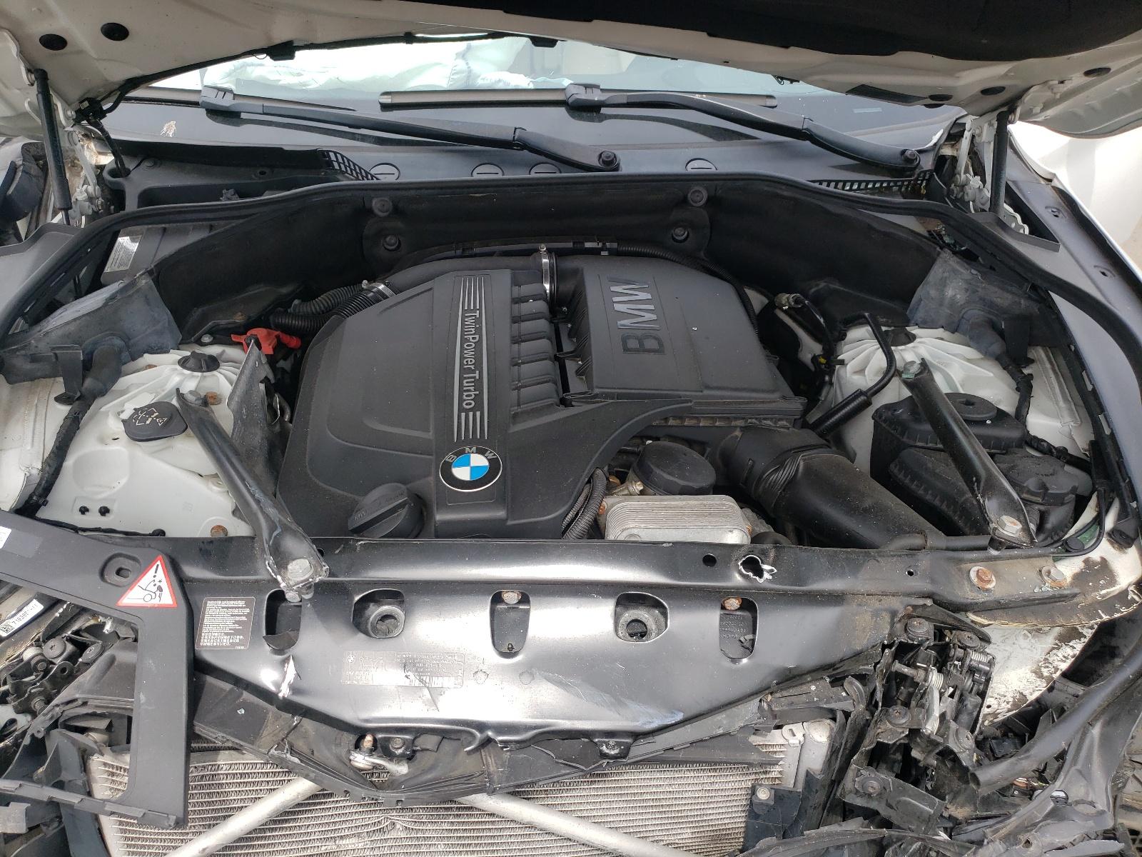 BMW 535 Xigt 2013 VIN WBASP2C58DC339050