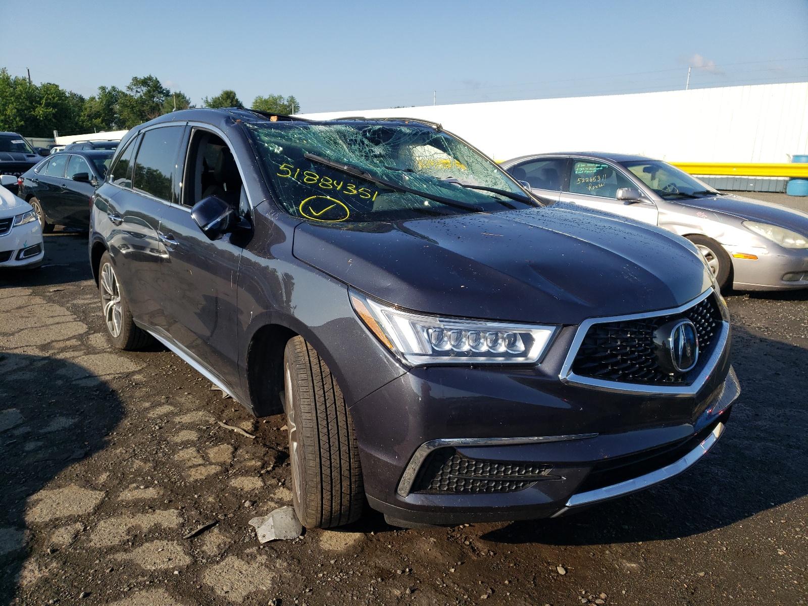 Acura MDX Techno 2020