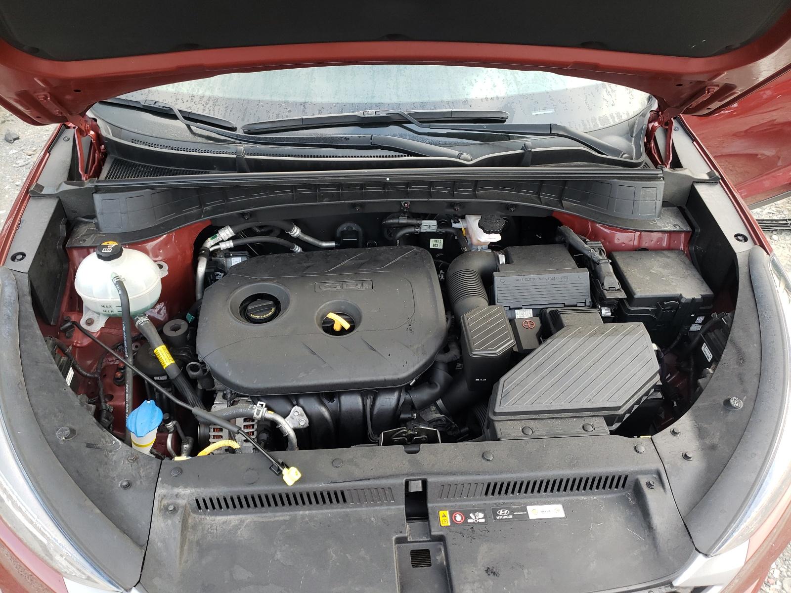 Hyundai Tucson Limited 2019 VIN KM8J3CA47KU897033