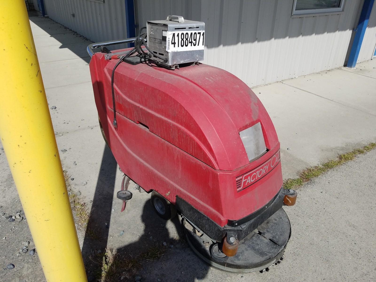 Equipment ADV Scrubb 2000