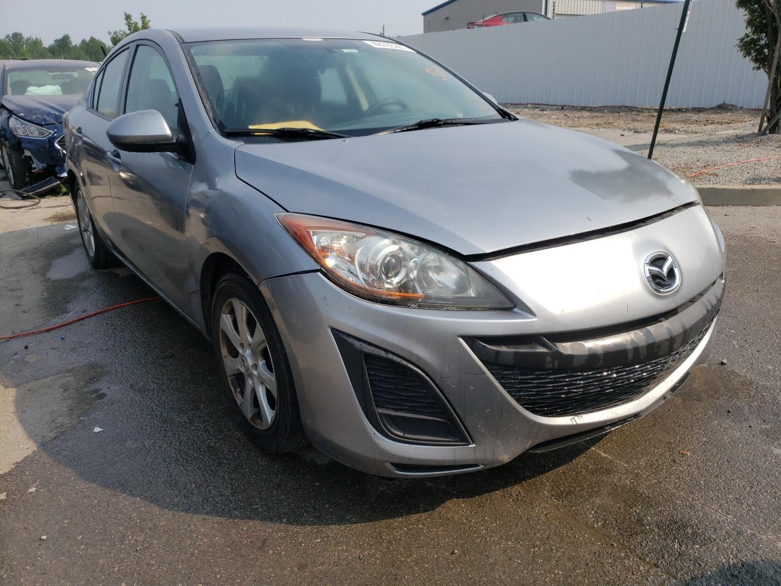 Mazda 3 I 2010