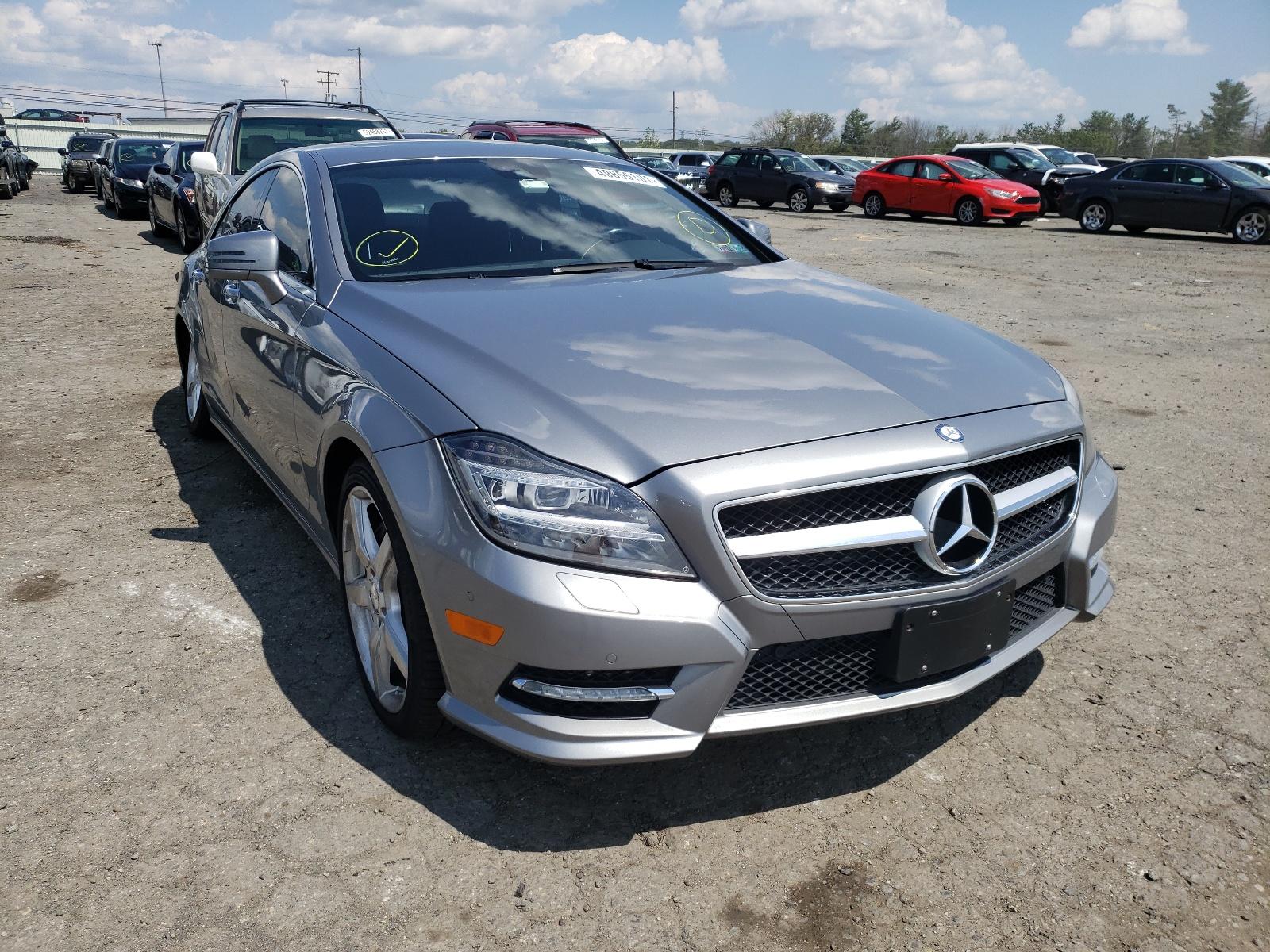 Mercedes-Benz CLS 550 2014