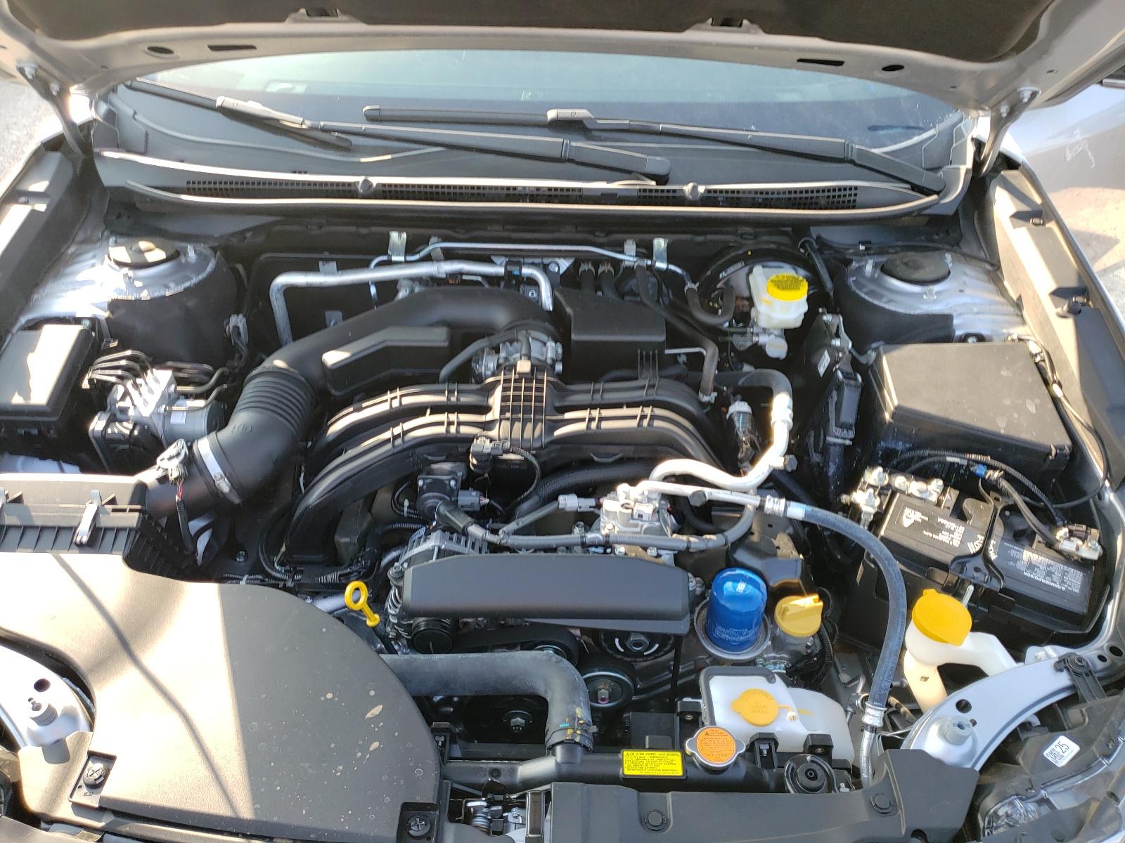 Subaru Legacy Sport 2020 VIN 4S3BWAG60L3032442