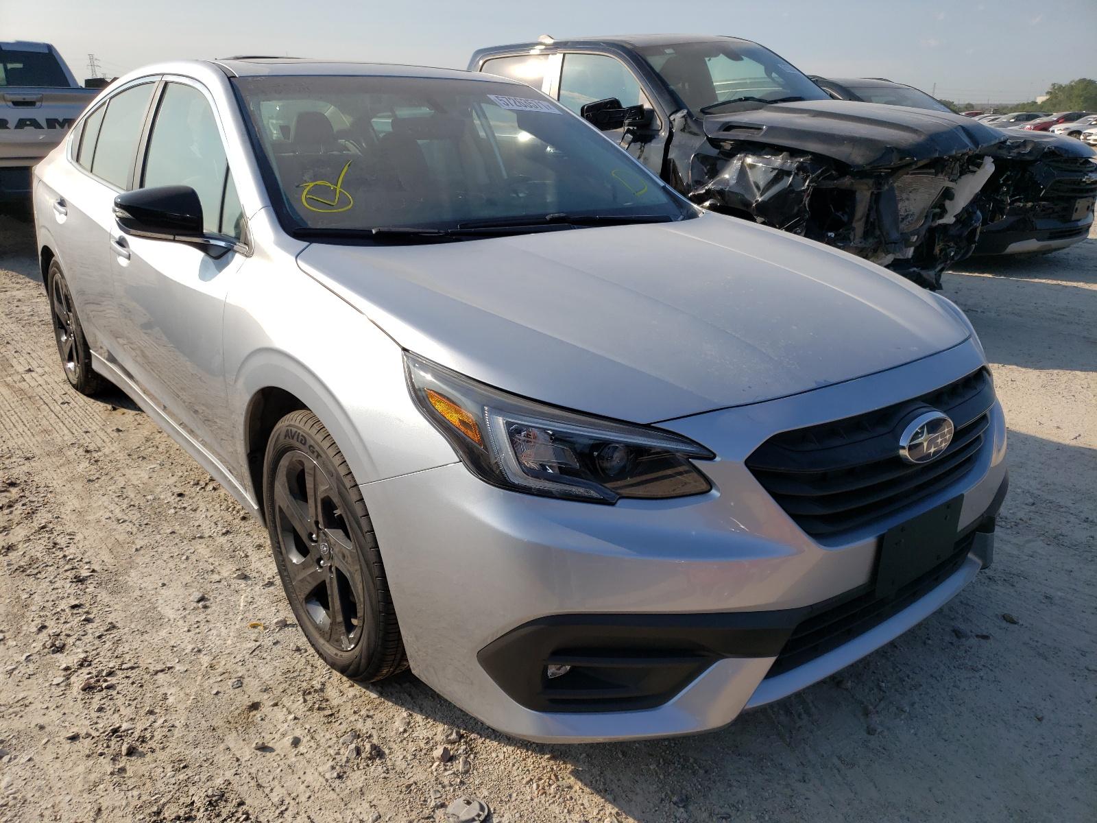 Subaru Legacy Sport 2020
