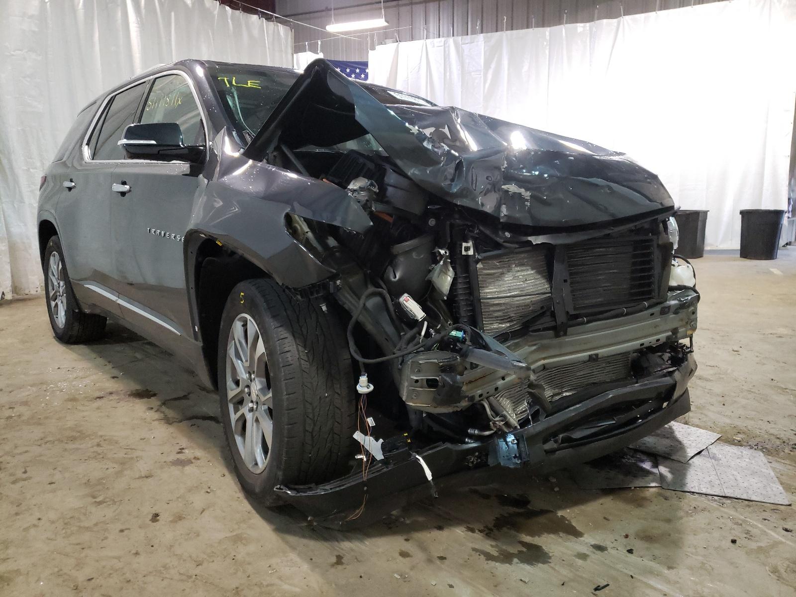 Chevrolet Traverse P 2018
